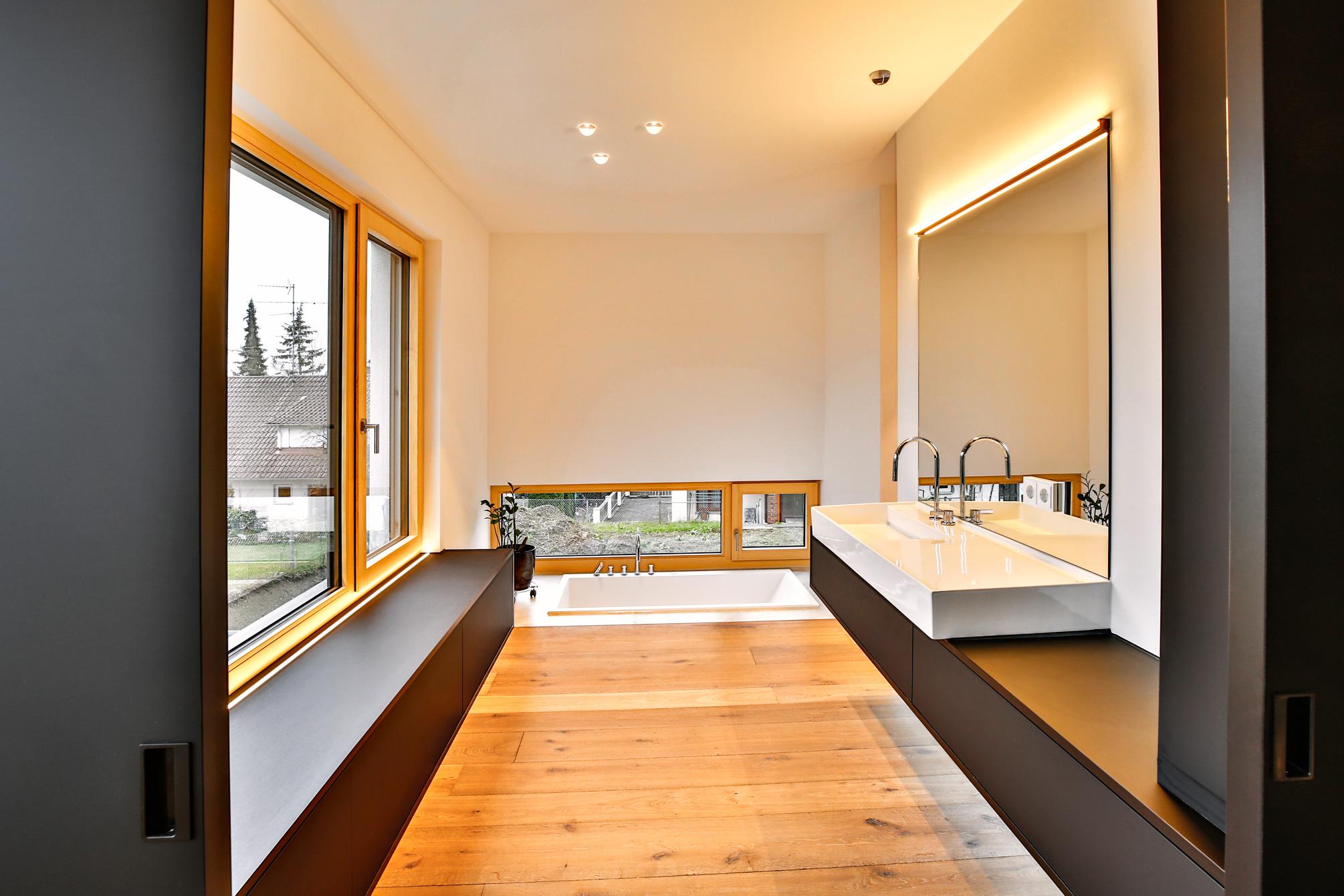 Badinnenausbau von Ihr Schreiner Thaler